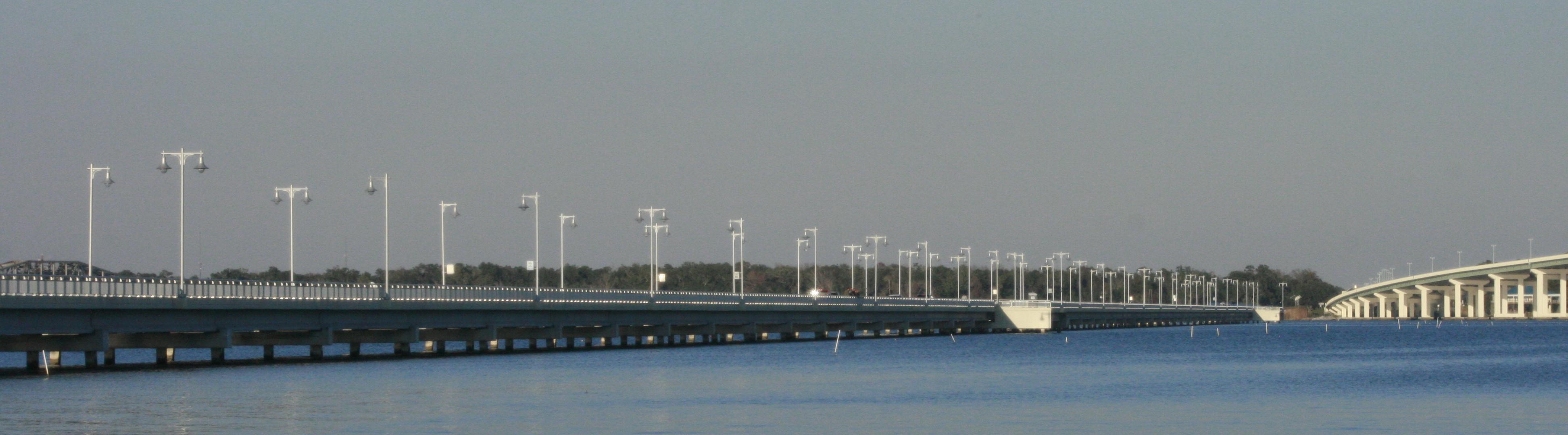 Old U S 90 Pier